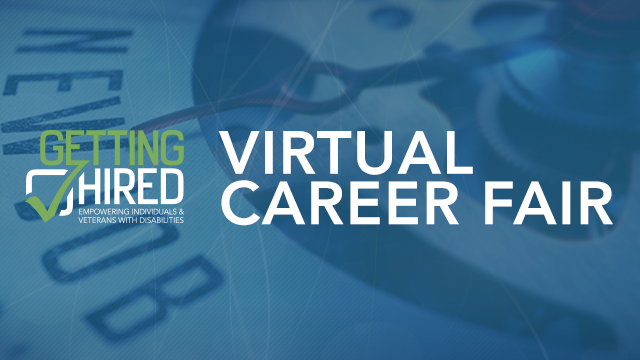 Virtual Career Fair Prep