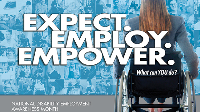 GettingHired's Employer Partners Join A Broad Effort to Observe National Disability Employment Awareness Month