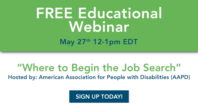 Where to Begin the Job Search - Educational Webinar for Job Seekers