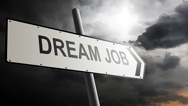 Make Your Dream Job Happen in 2015