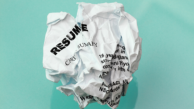 Avoid Generic Resumes