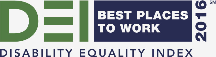 Comcast was named a Disability Equality Index Best Places to Work, 2016